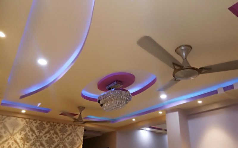 False Ceiling Interior Work